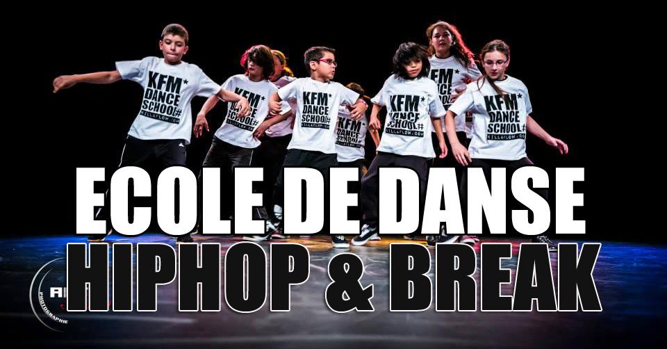 Ecole de danse à Aigle KFM Dance School
